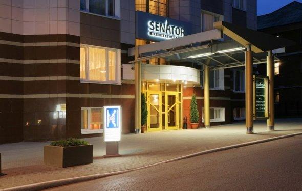 Гостиница Бизнес-отель Сенатор