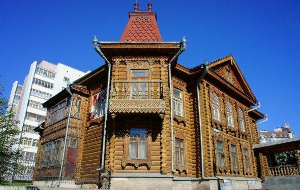 Дом Агафуровых , музей в