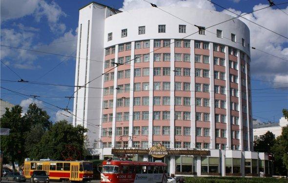 Гостиница Исеть Екатеринбург