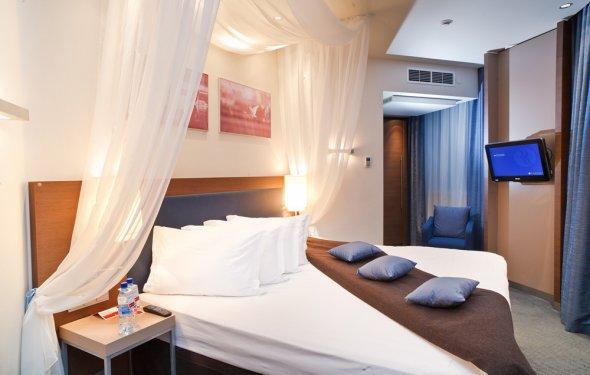 гостиницы екатеринбурга для