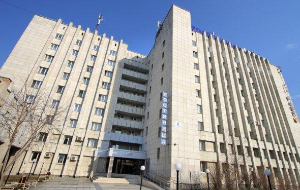 гостиницы екатеринбурга рядом