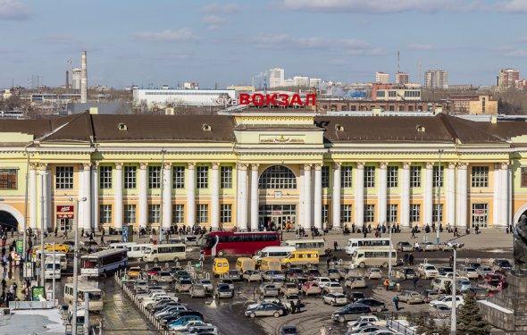 гостиницы на жд вокзале