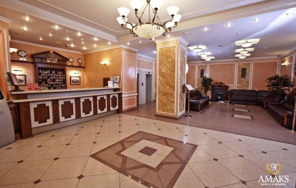гостиницы перми