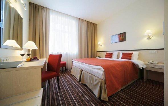 Грин Парк Отель - Екатеринбург