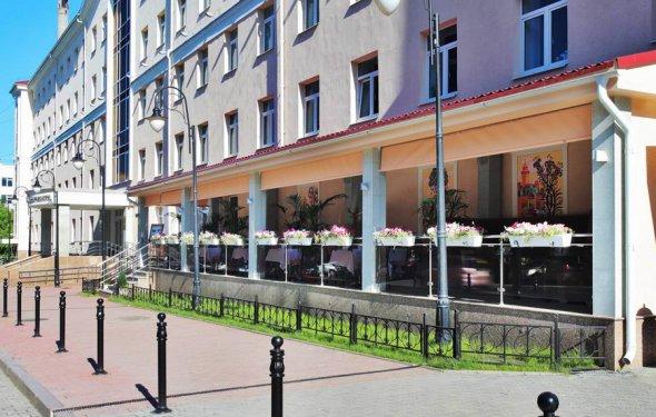 Грин парк отель екатеринбург