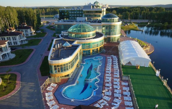 Отель Рамада (Екатеринбург)