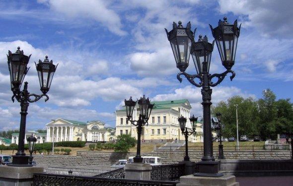 Екатеринбург до 1991 года