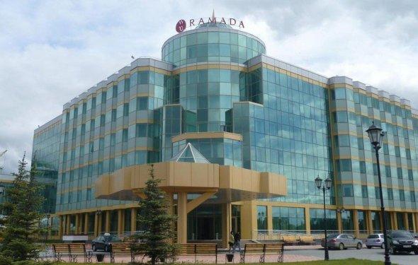°RAMADA YEKATERINBURG HOTEL