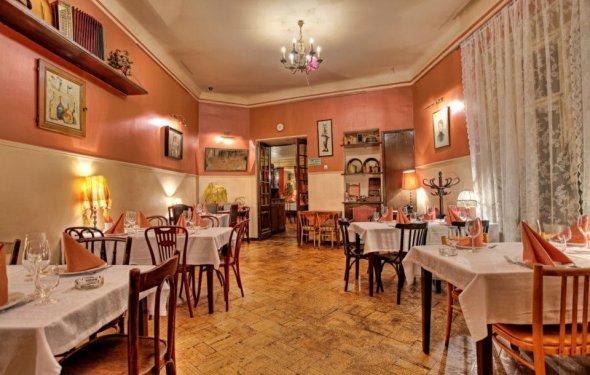 Ресторан Дача на Покровке