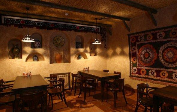 Ресторан Нигора